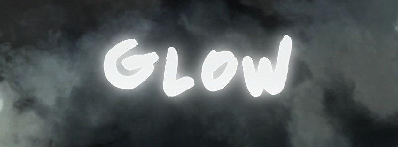 Glow banner