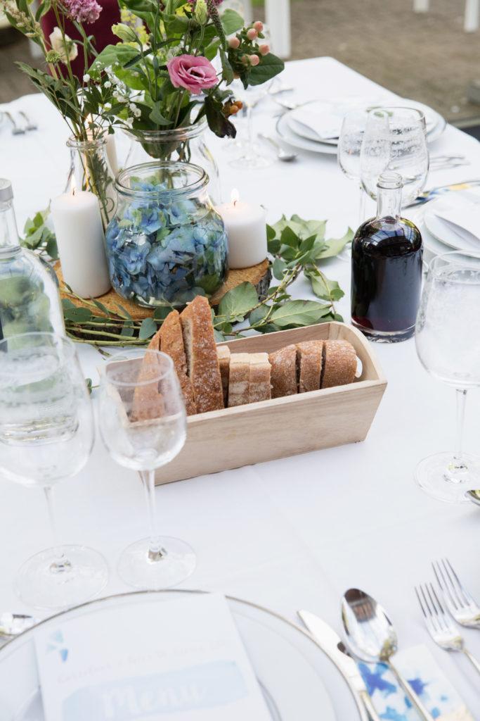 Table setting BBQ  © Nathalie Samain